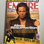 Empire Magazine December 1997 issue 102 Alien Resurrection